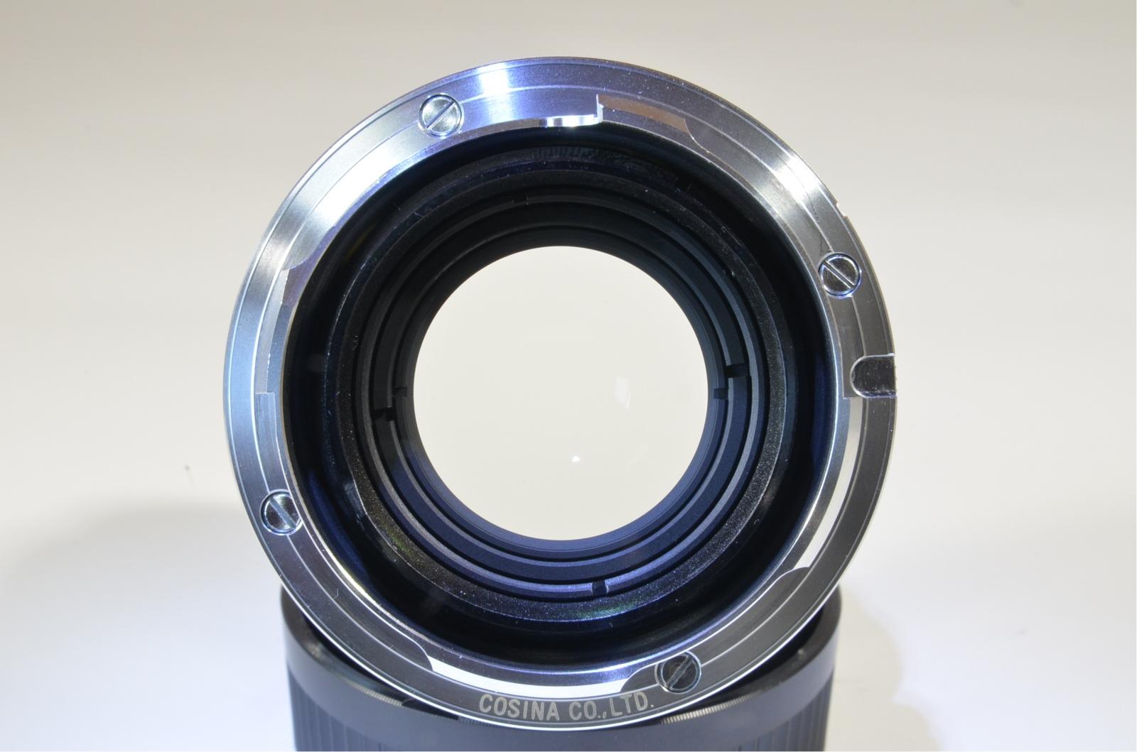 voigtlander nokton 50mm f1.5 aspherical vm for leica