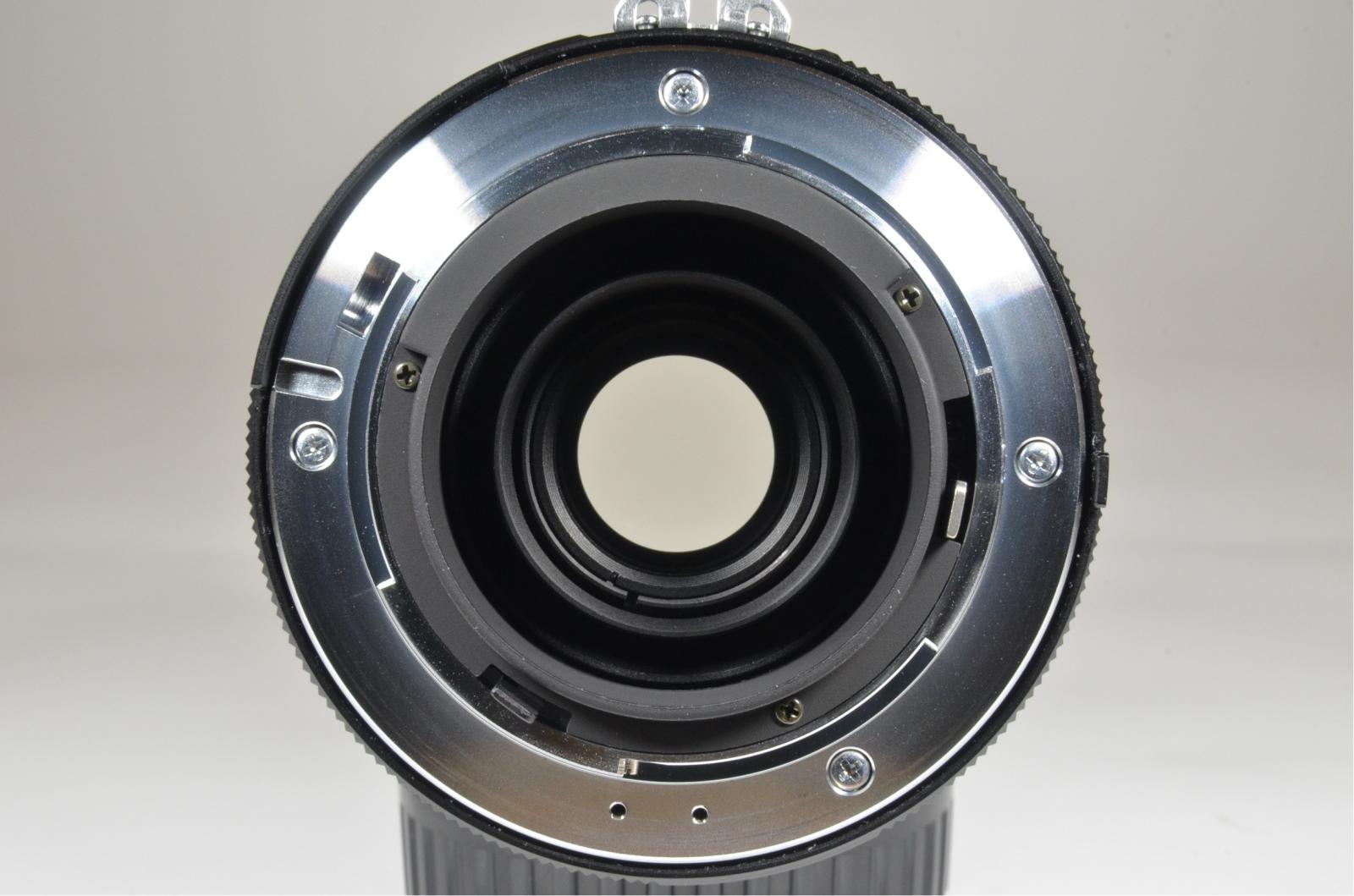voigtlander apo-lanthar 180mm f/4 sl for ai-s nikon in boxed