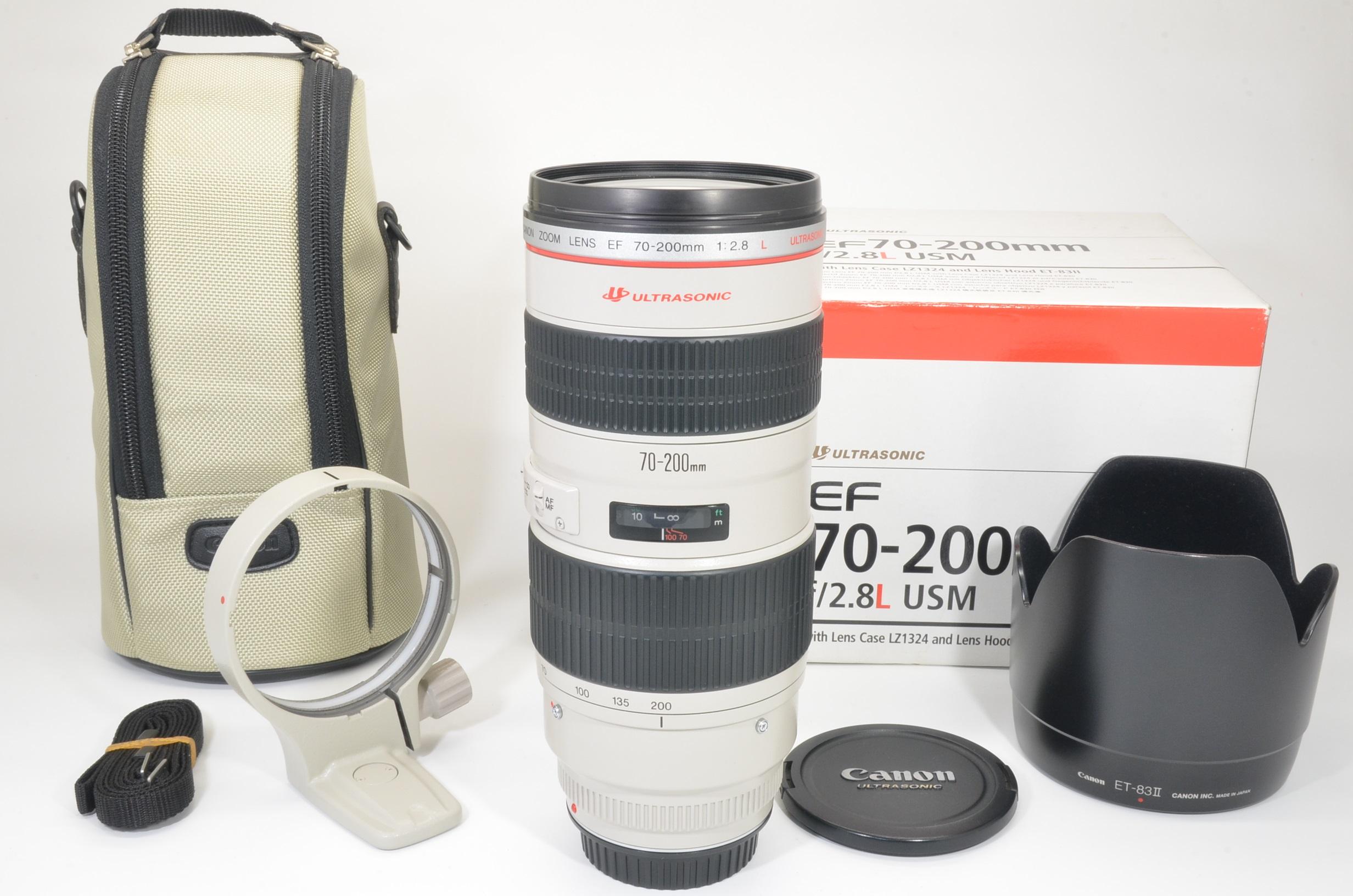 canon ef 70-200mm f/2.8 l usm ultrasonic lens   shooting tested