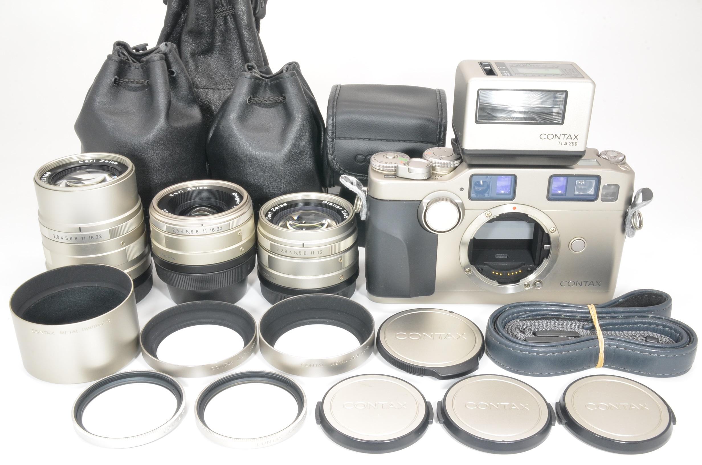 contax g2 w/ planar 45mm, biogon 28mm, sonnar 90mm, tla200  shooting tested