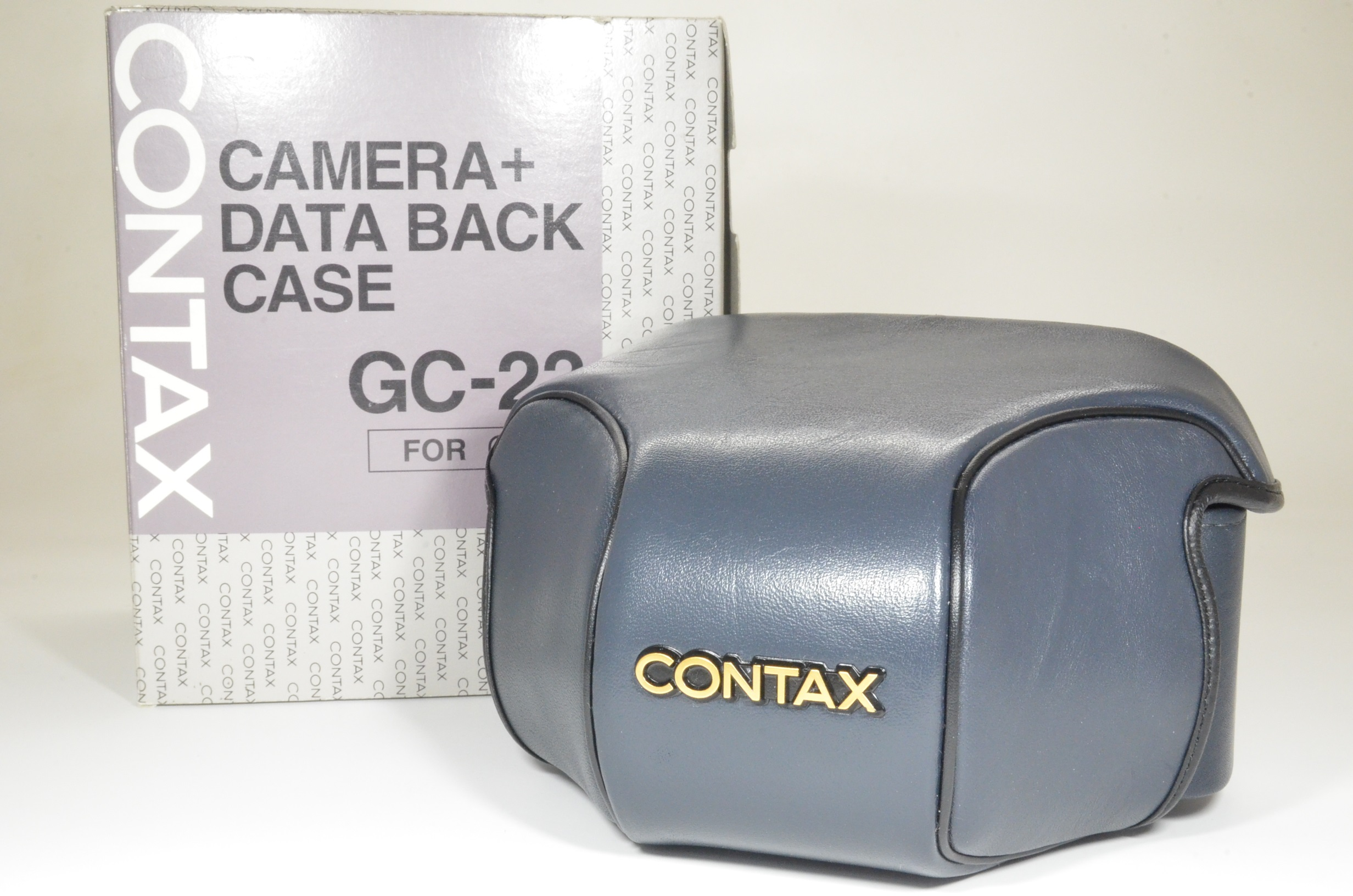 contax original camera case for g2 data back gc-22 and gc-211