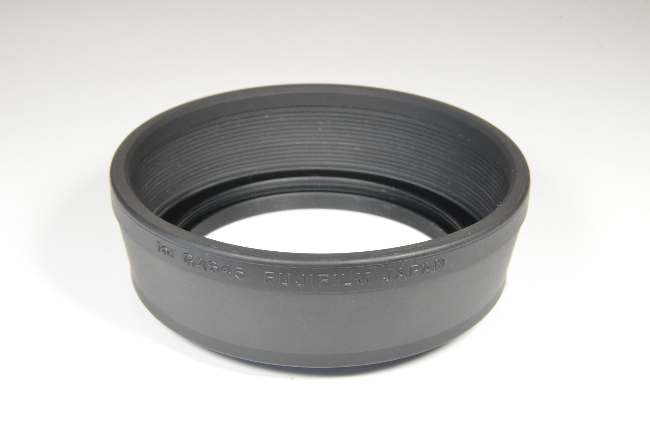 fuji fujifilm lens hood for ga645 film camera