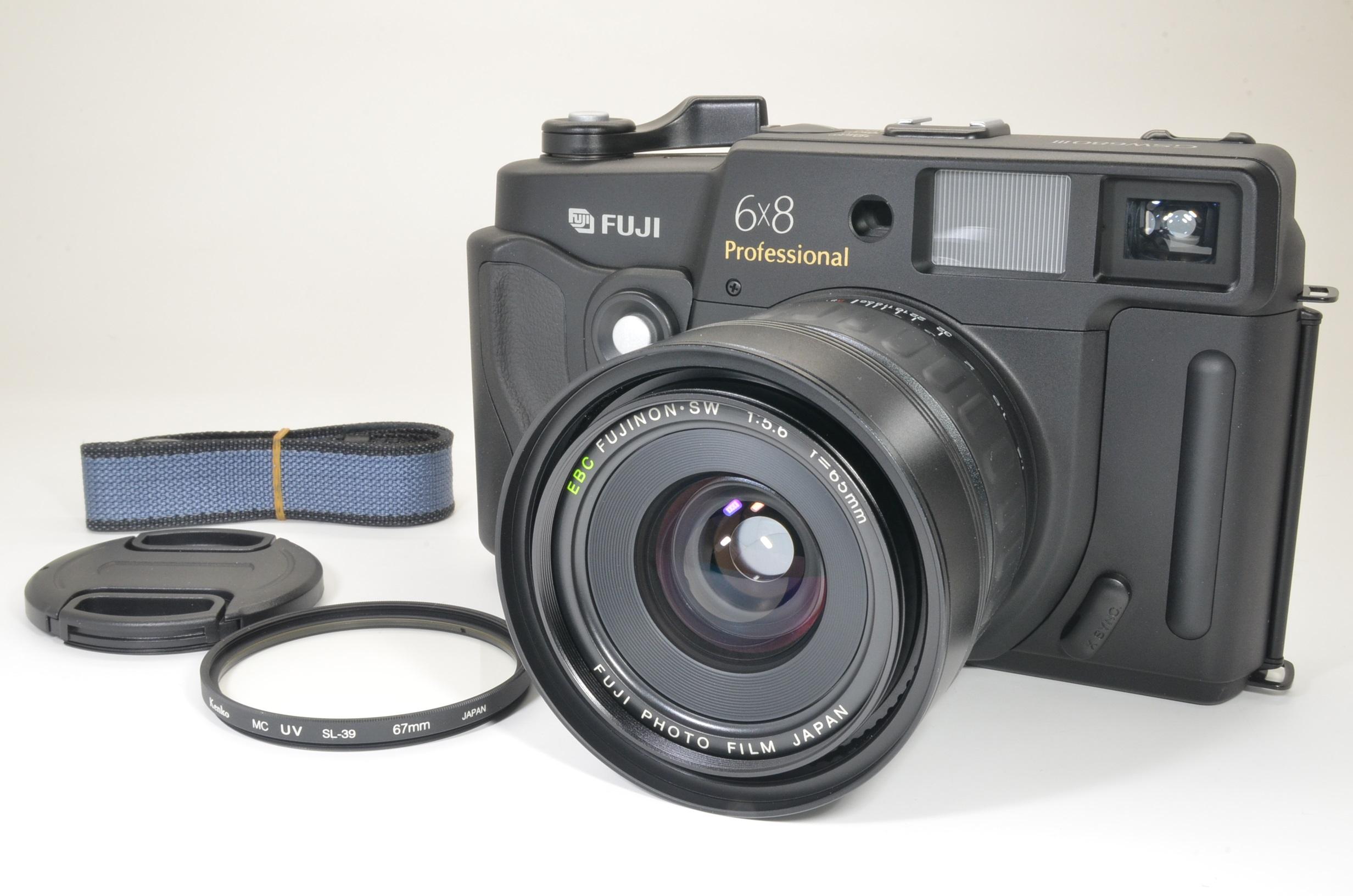 fuji fujifilm gsw680iii professional 65mm f5.6 count 031 shooting tested