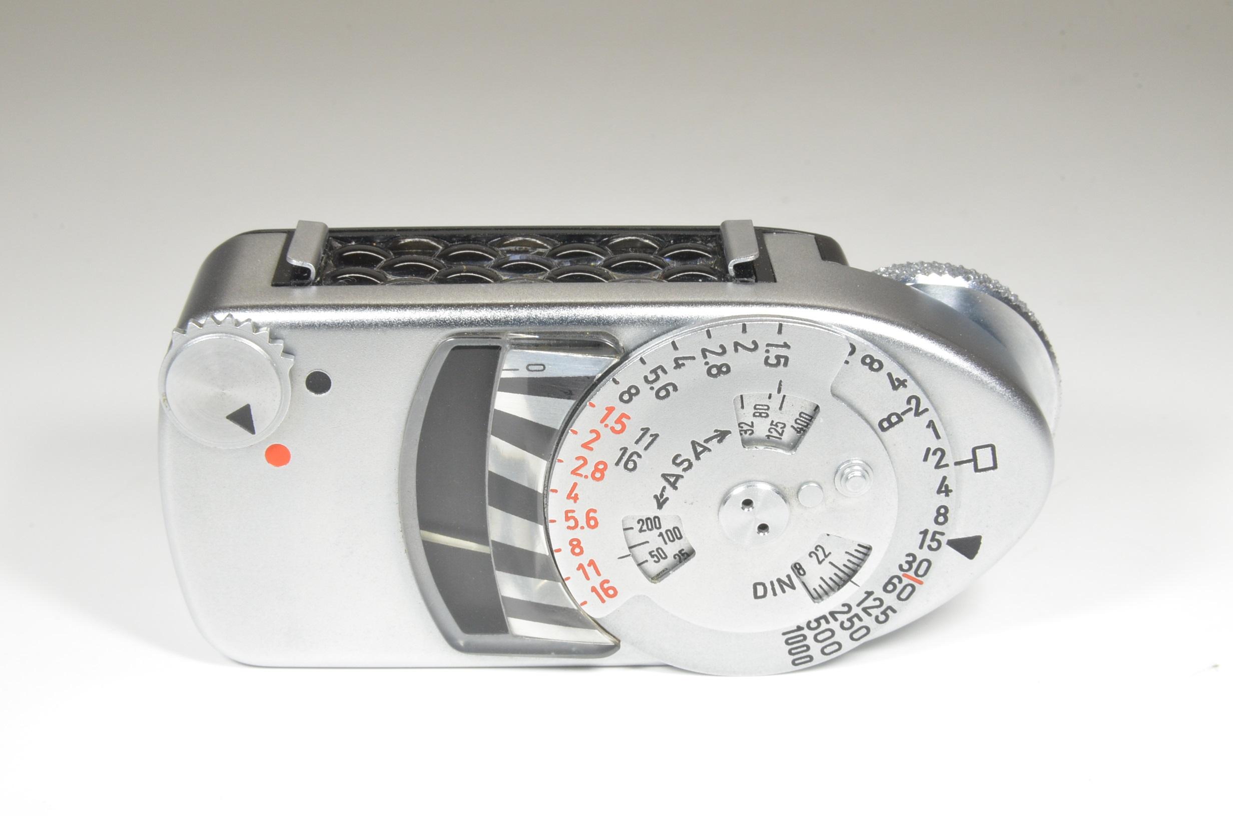 leica mc light meter for m2 m3 m4 m4-2 m4-p