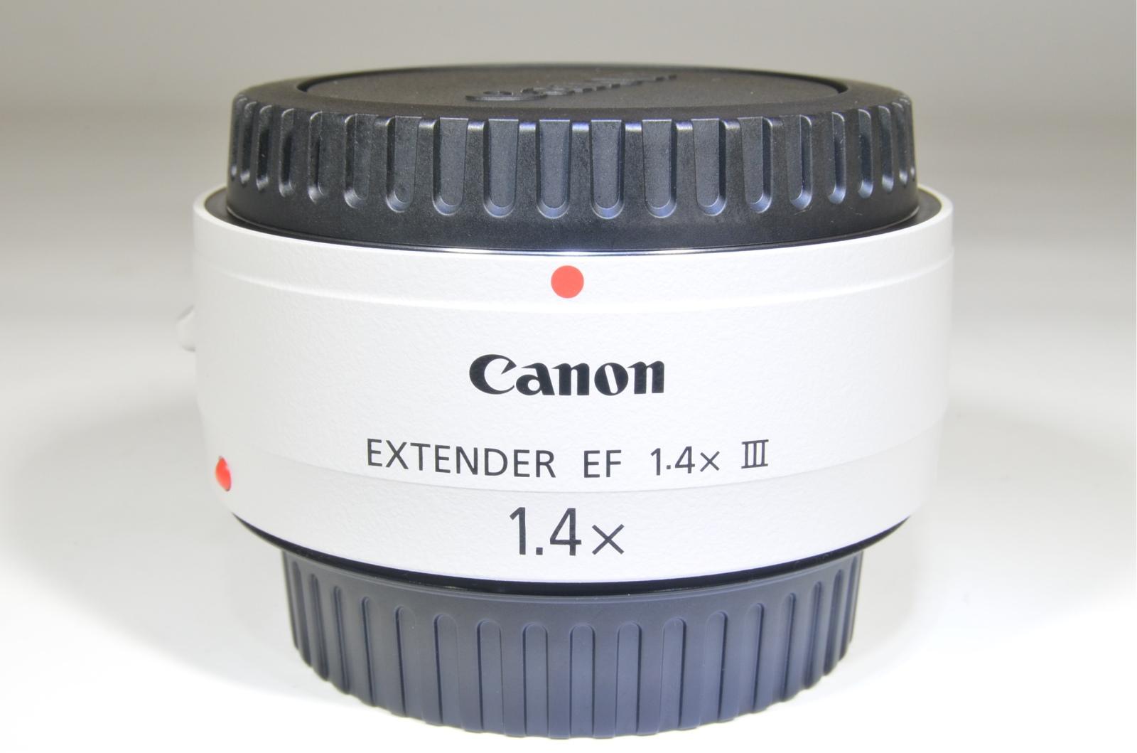 canon extender ef 1.4 x iii teleconverter