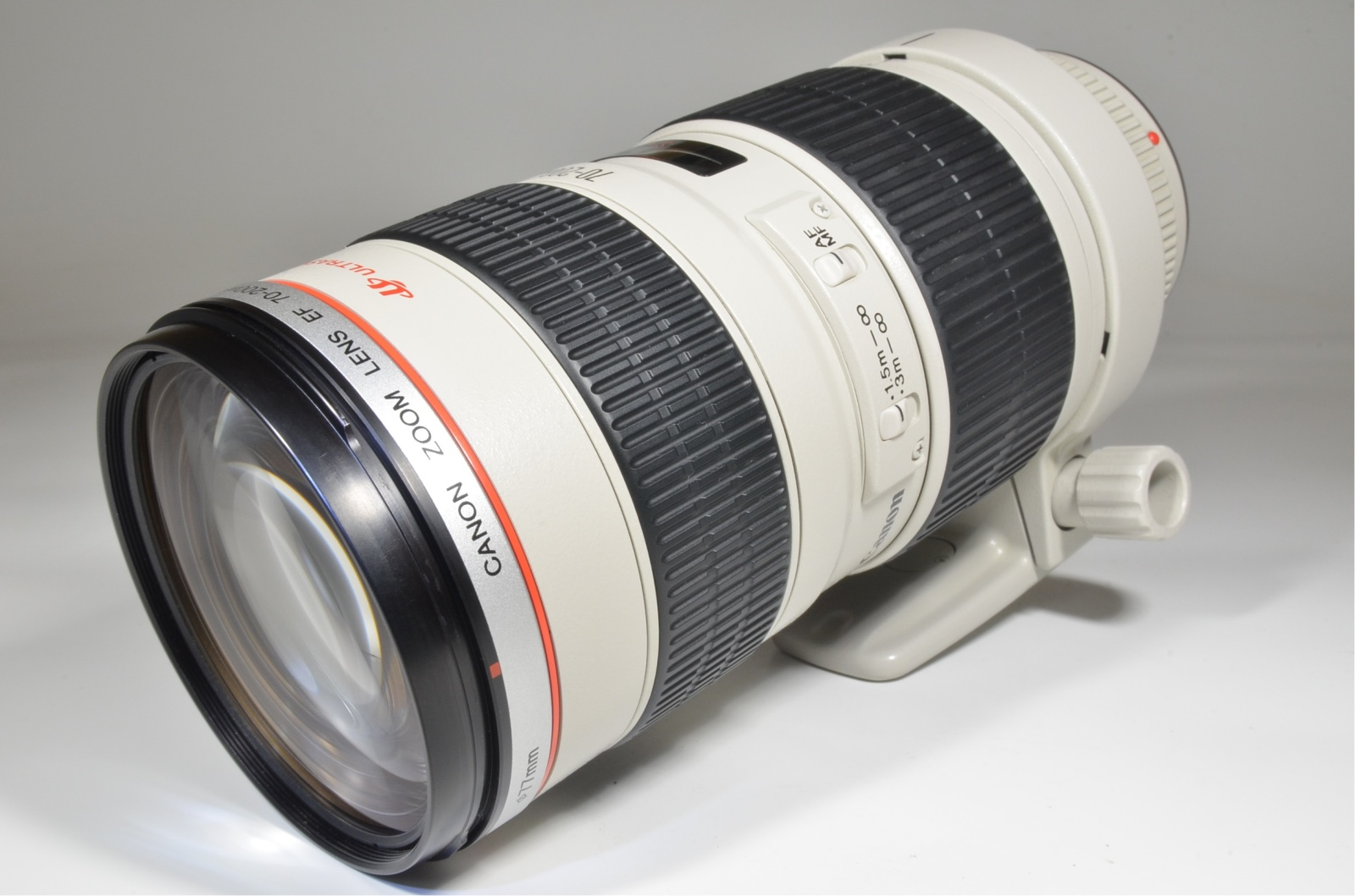 canon ef 70-200mm f/2.8 l usm ultrasonic
