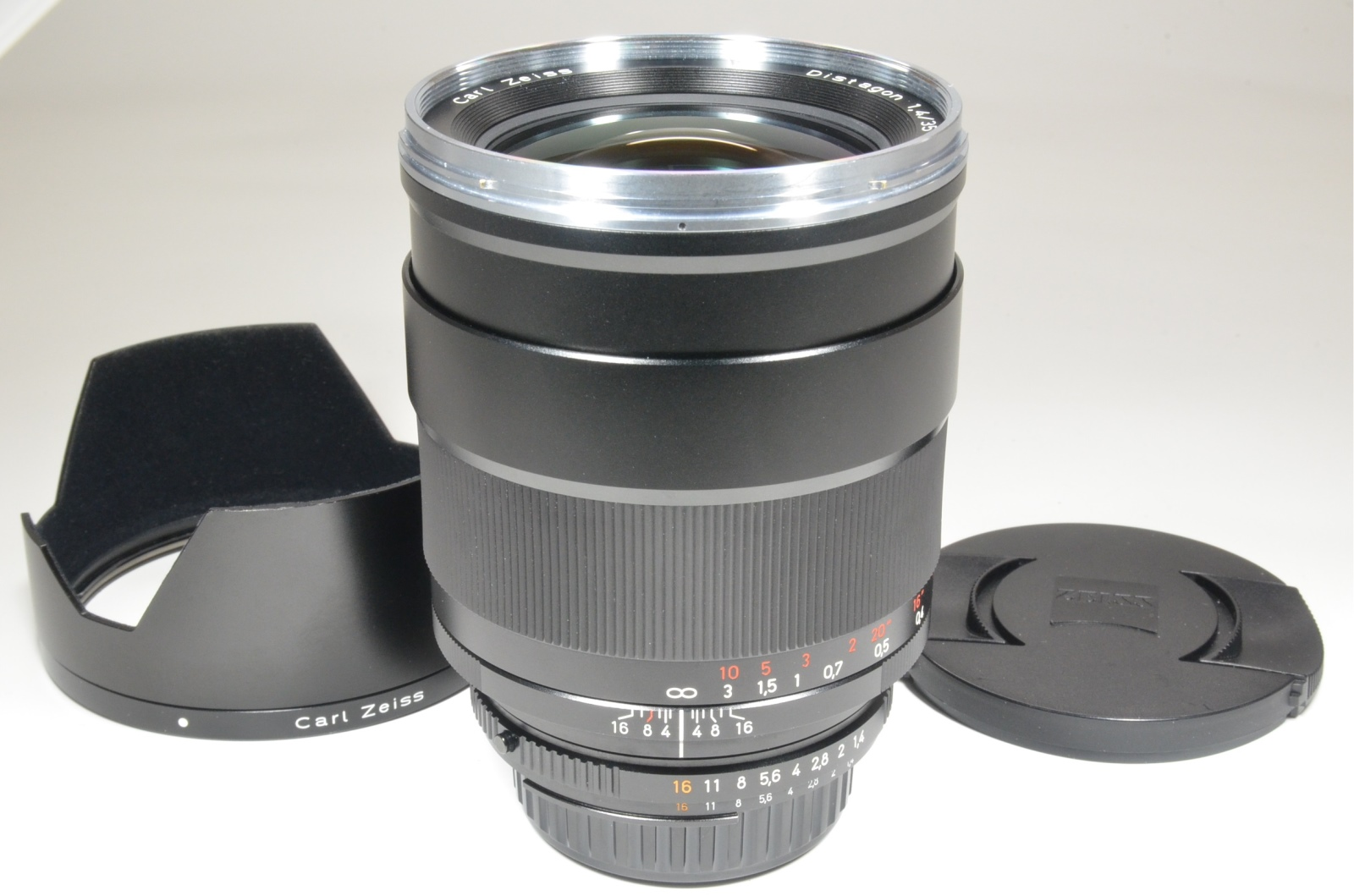 carl zeiss distagon t* 35mm f1.4 zf.2 for nikon lens from japan