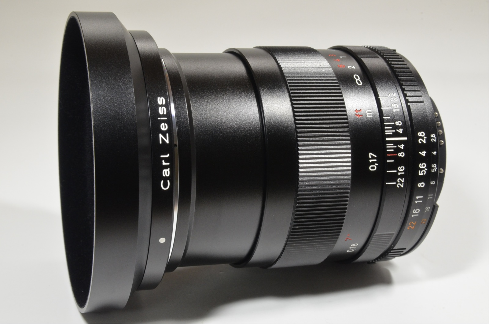 carl zeiss distagon t* 25mm f2.8 zf.2 for nikon from japan
