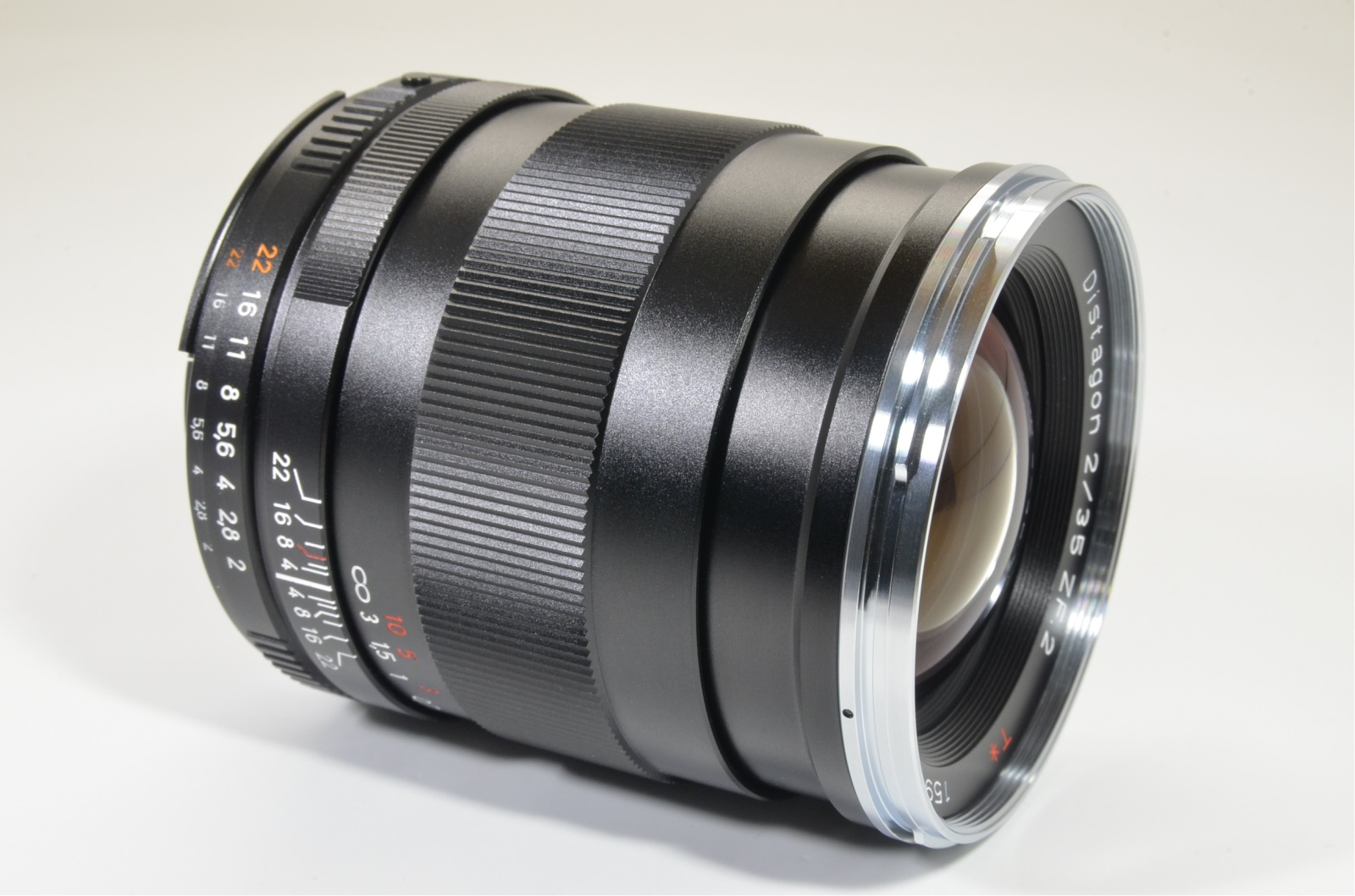 carl zeiss distagon t* 35mm f2 zf.2 lens for nikon from japan