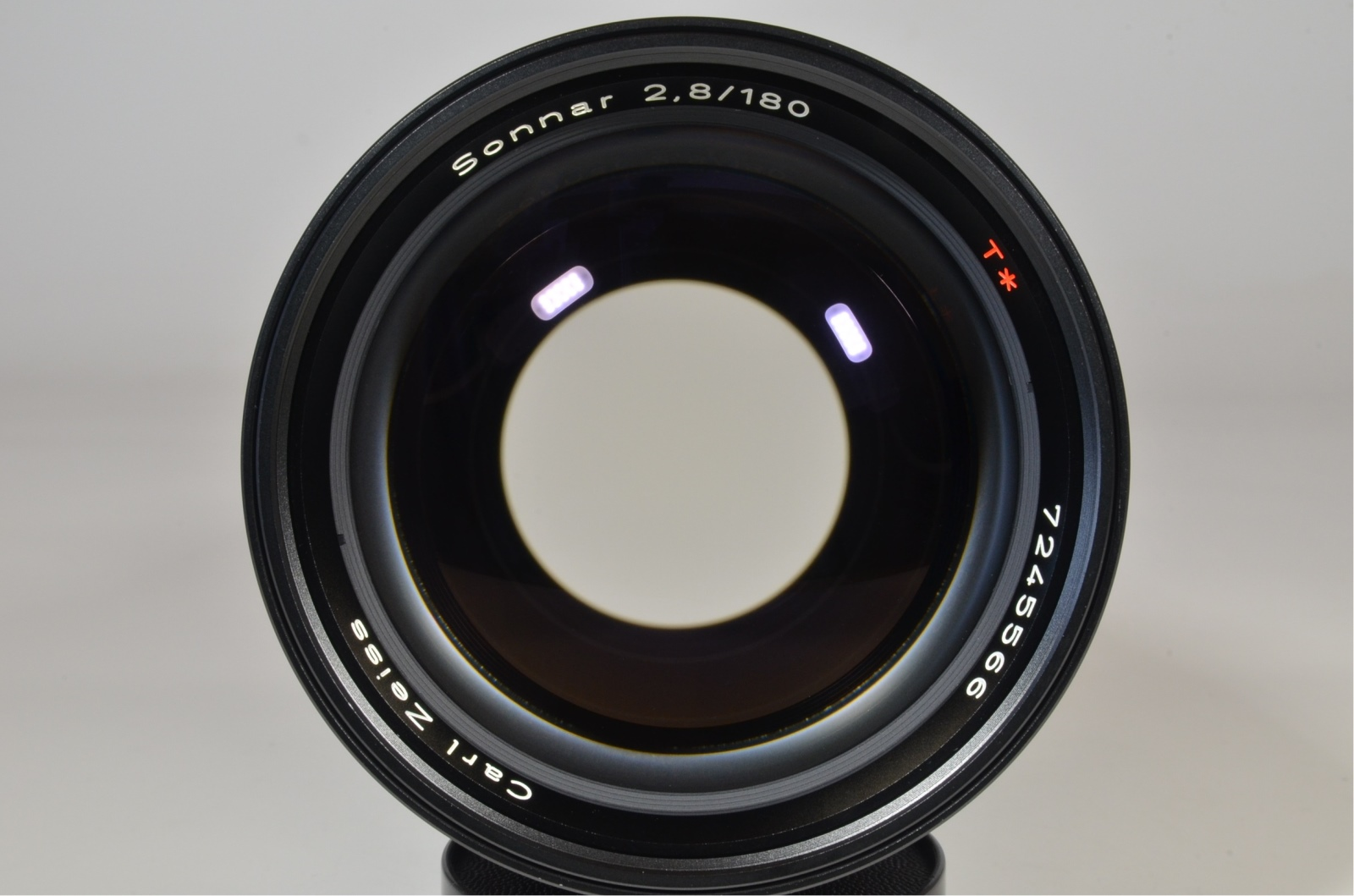 contax carl zeiss sonnar t* 180mm f2.8 mmj