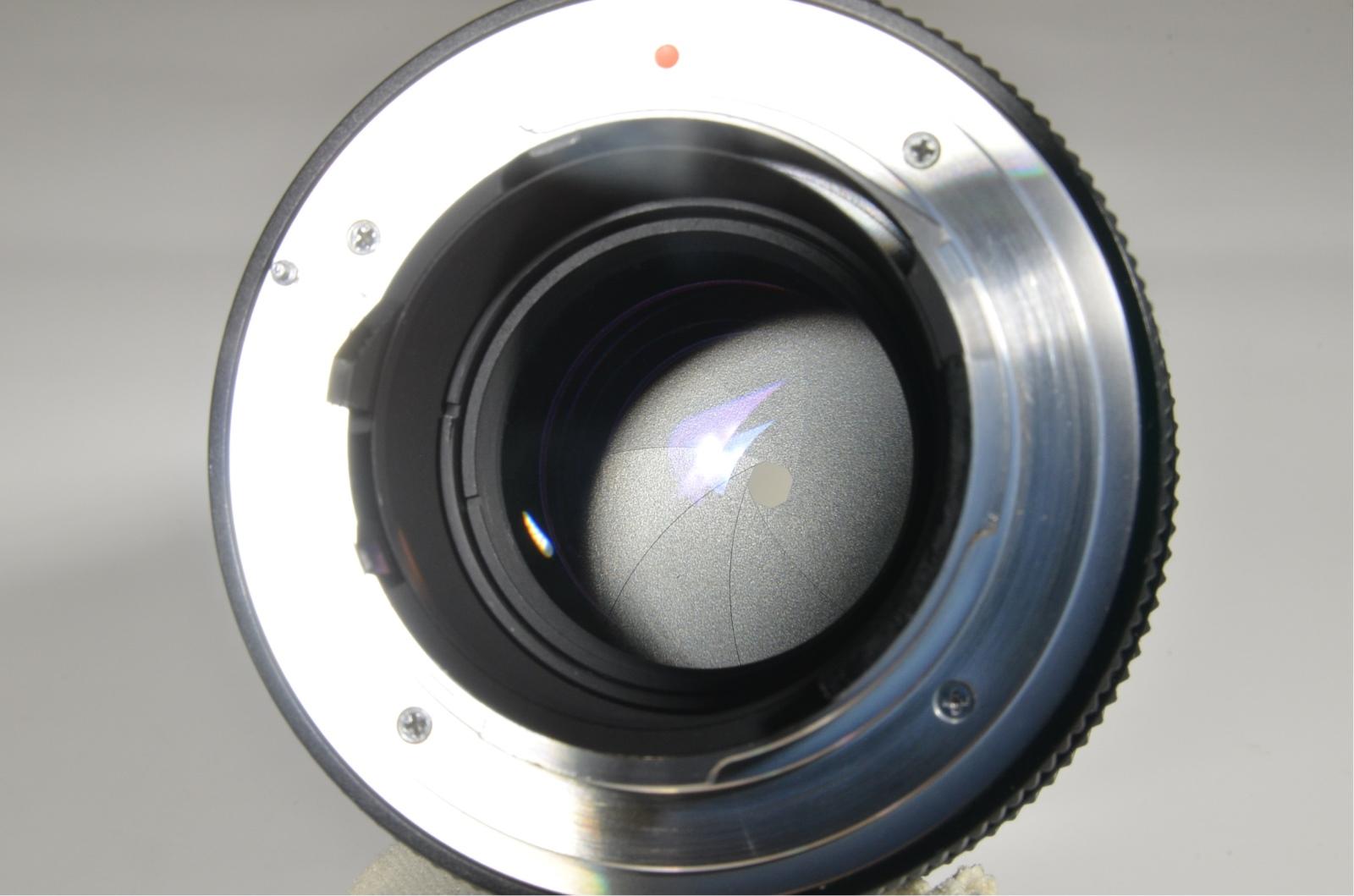 contax carl zeiss planar t* 100mm f2 mmj