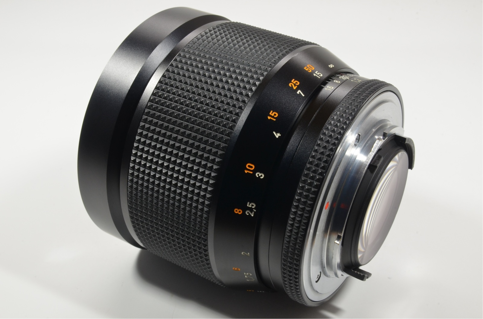 contax carl zeiss planar t* 85mm f1.2 aeg 50 years anniversary