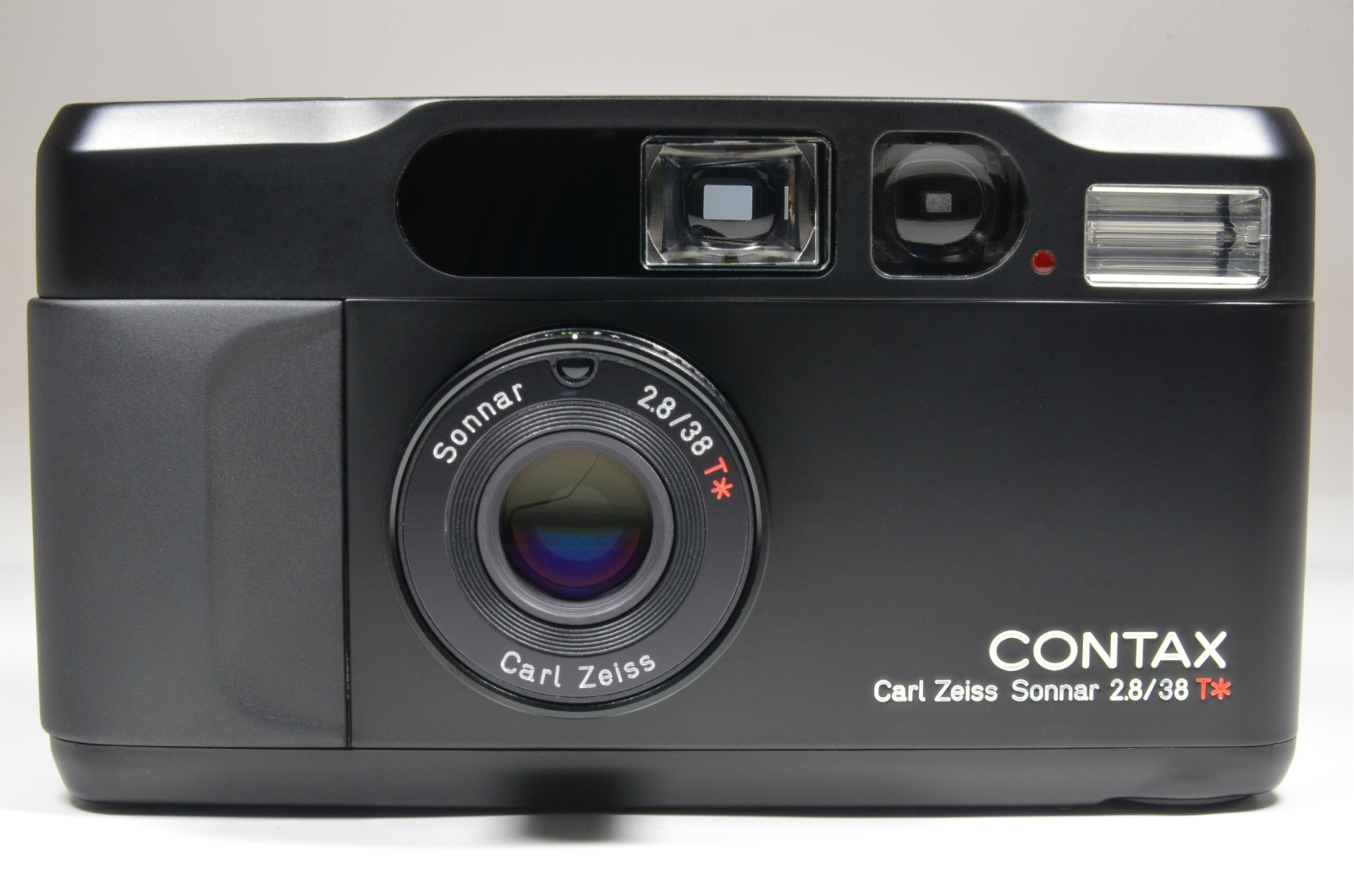 contax t2 black limited 35mm film camera #a0617 'unused' very rare!