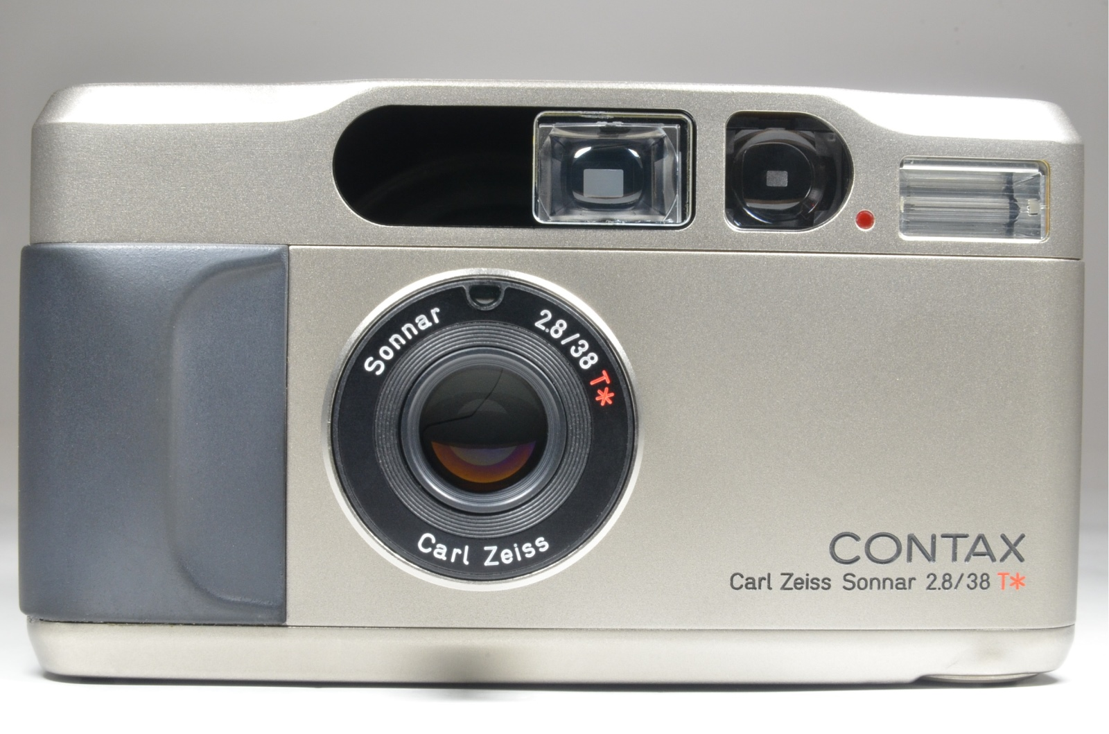 contax t2 point & shoot 35mm film camera from japan #