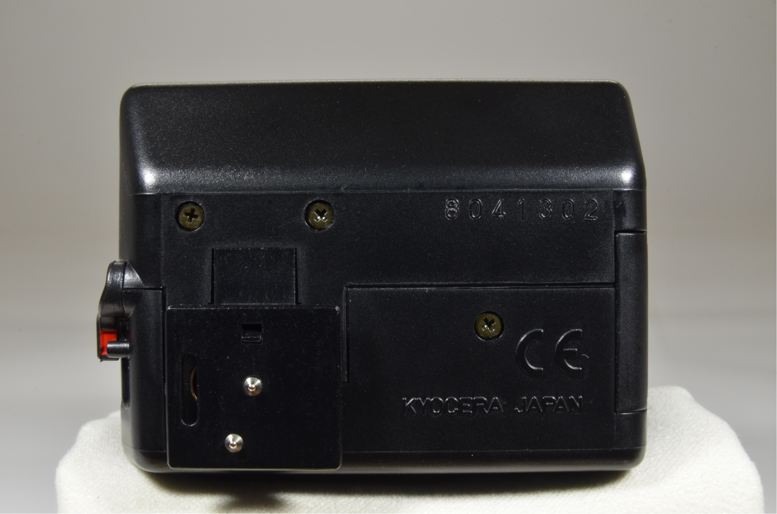 contax flash tla200 black for g1, g2 from japan