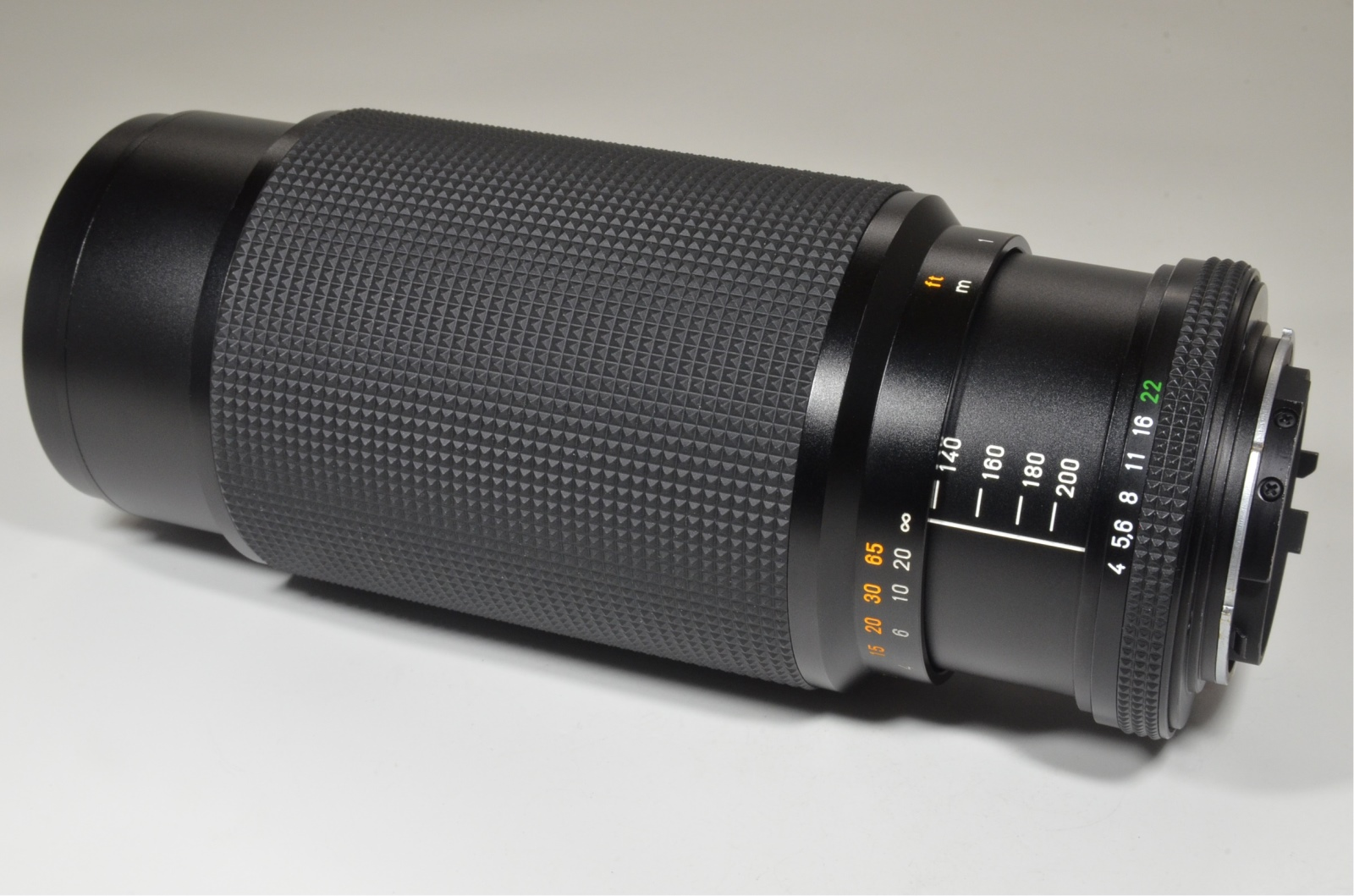 contax carl zeiss t* vario-sonnar 80-200mm f4 mmj with between rings 13,20,27mm
