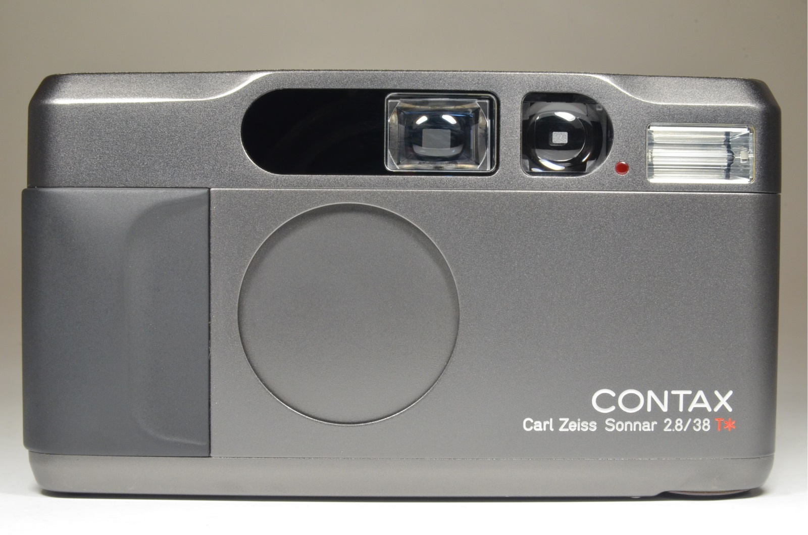 contax t2 titanium black data back and normal back panel film tested