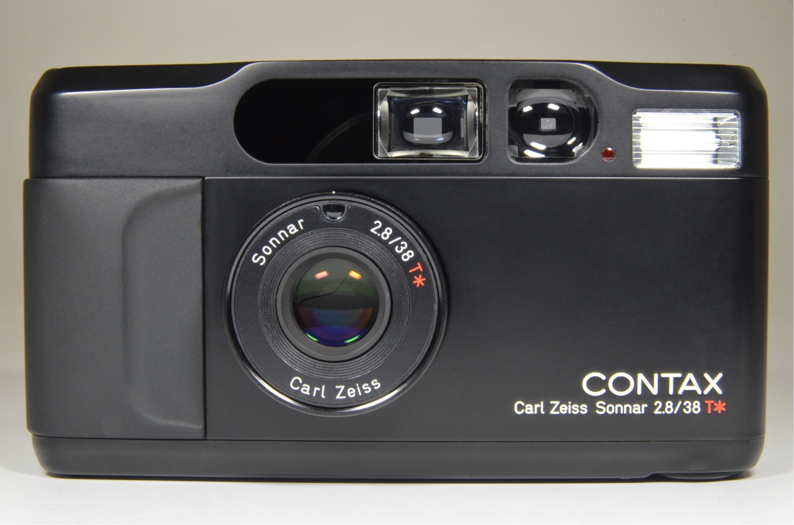 contax t2 black limited p&s 35mm film camera film tested