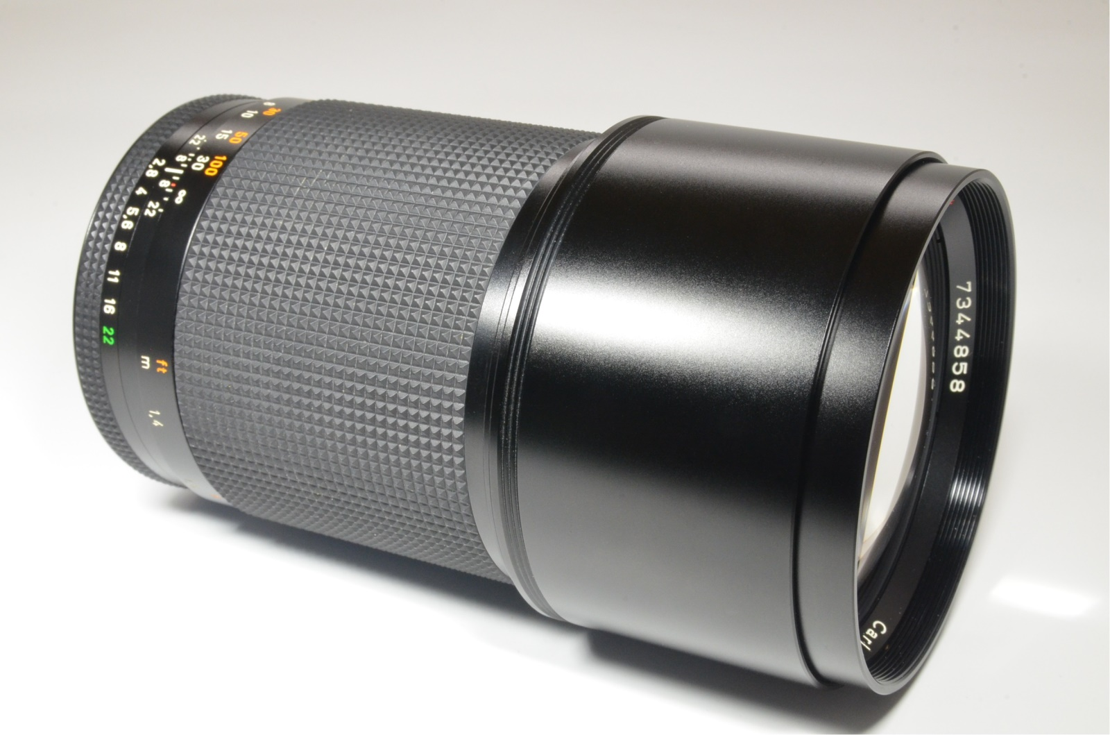contax carl zeiss sonnar t* 180mm f2.8 mmj made in japan shooting tested