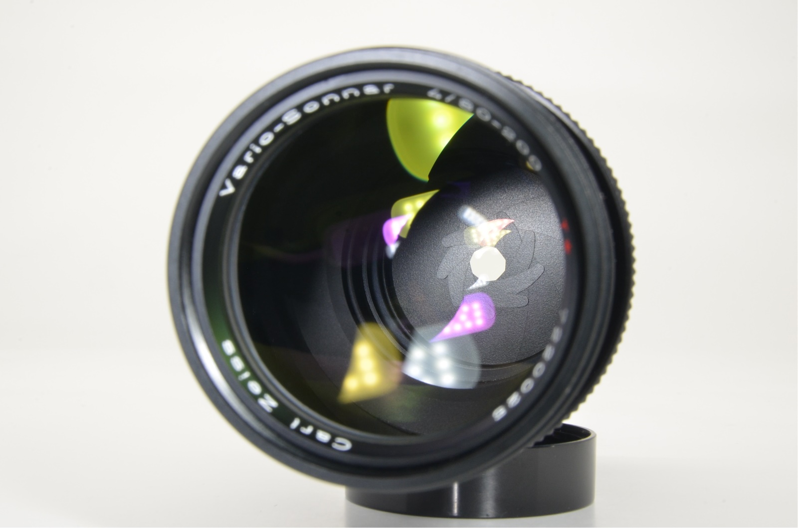 contax carl zeiss vario-sonnar t* 80-200mm f4 mmj japan shooting tested