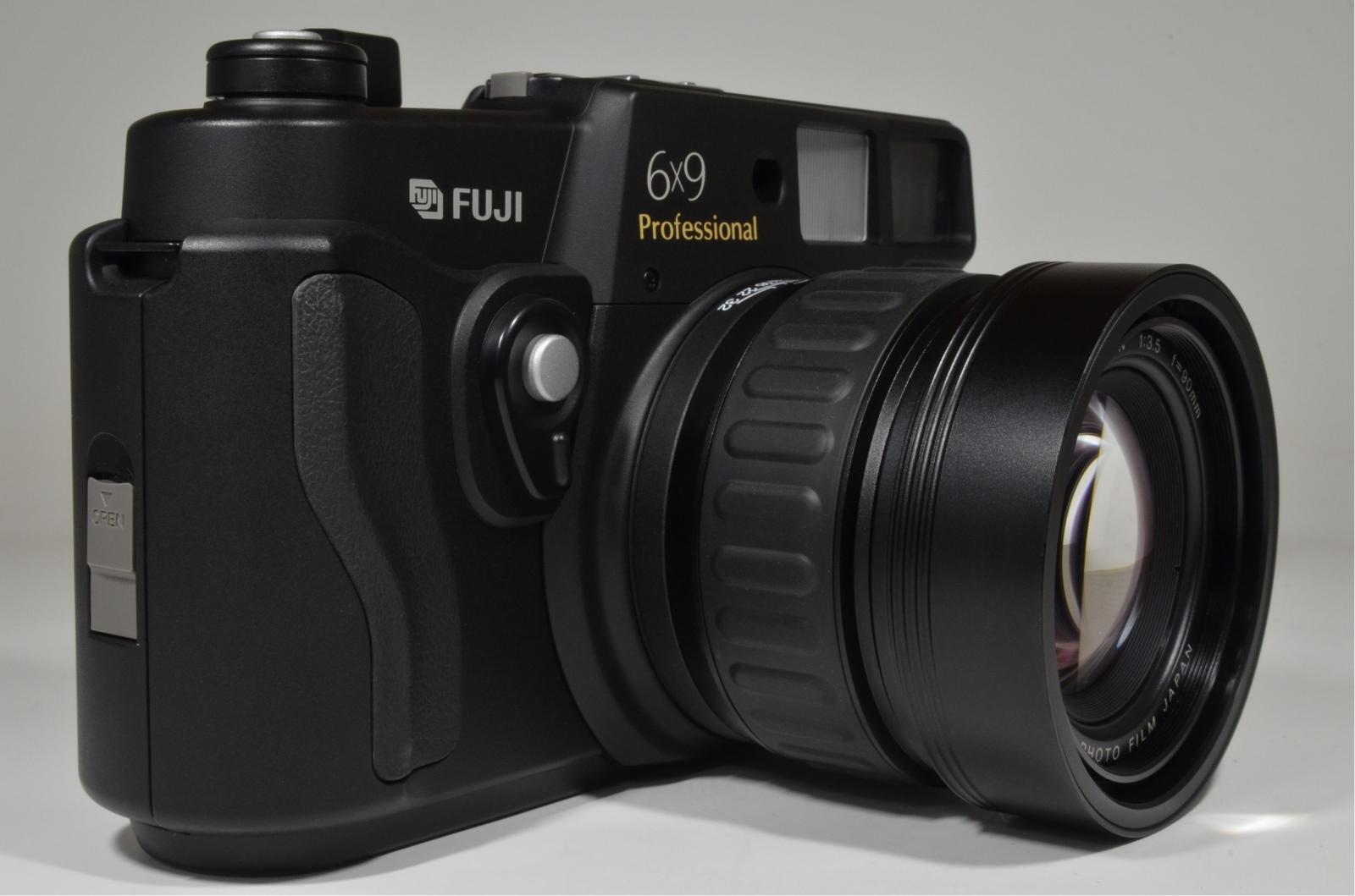 fujifilm gw690iii professional ebc 90mm f3.5