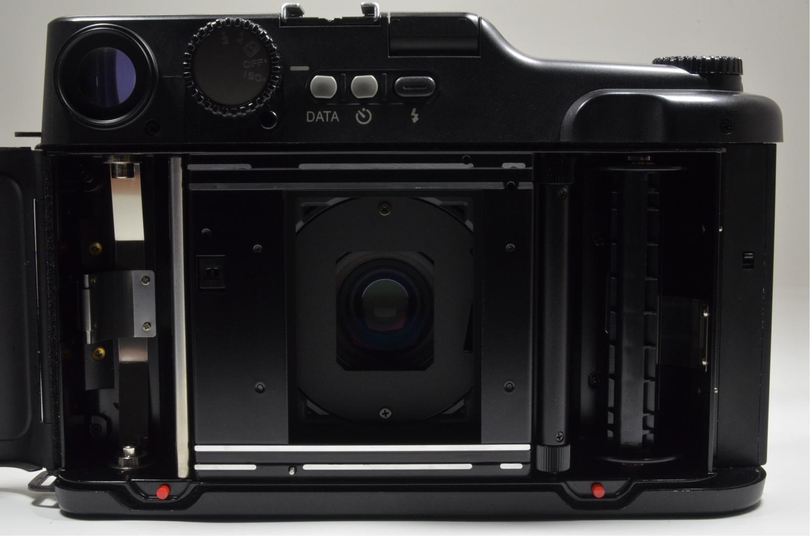 fujifilm fuji ga645w wide professional 45mm f4