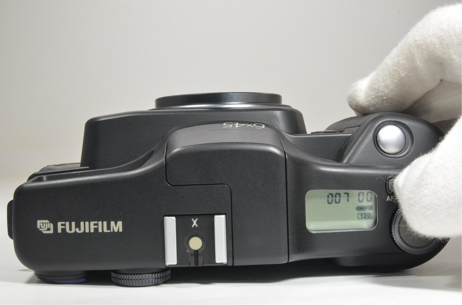 fujifilm ga645i professional 60mm f4 medium format count only '700'