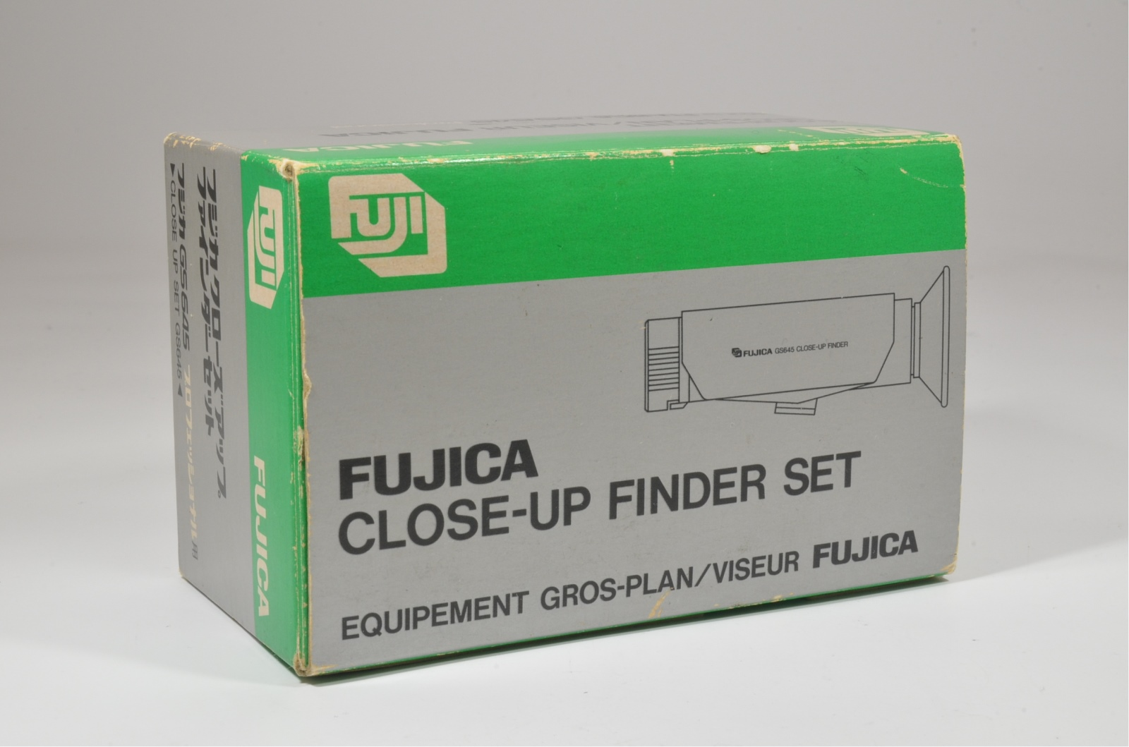 fuji fujifilm fujica gs645 close-up finder set very rare!