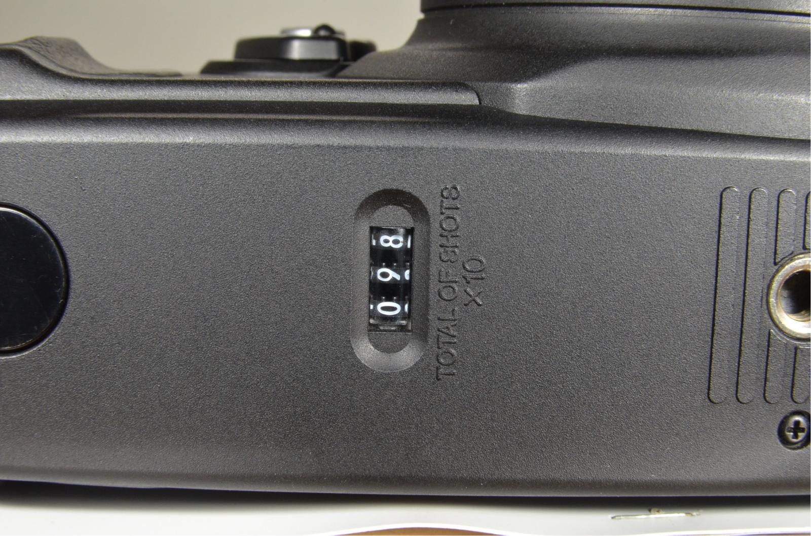 fuji fujifilm gw690iii 90mm f3.5 medium format count only '098' rare!