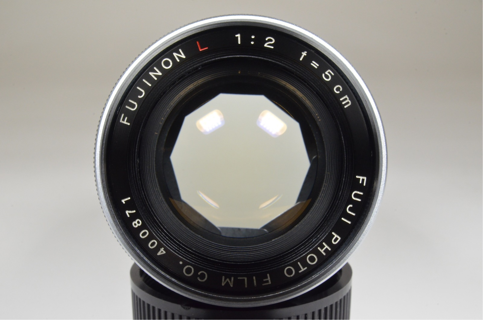 fuji fujinon 50mm 5cm f2 l mount lens for leica m39 l39 ltm from japan