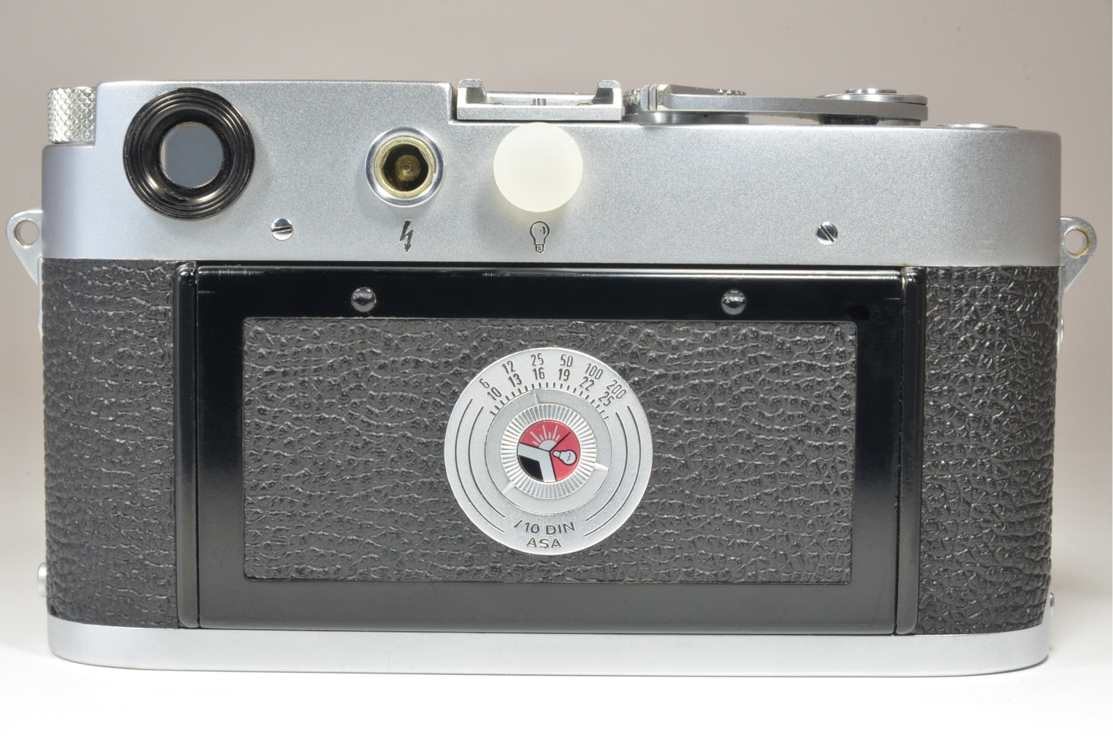 leica m3 double stroke s/n 780714 year 1955 with strap from japan