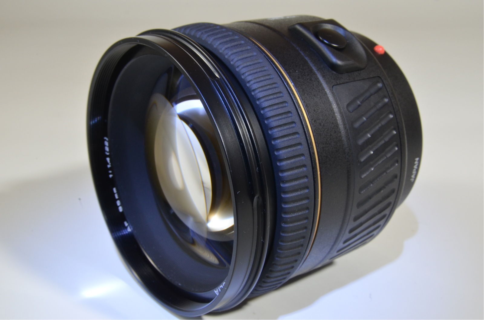 minolta af 85mm f1.4 g lens for sony alpha