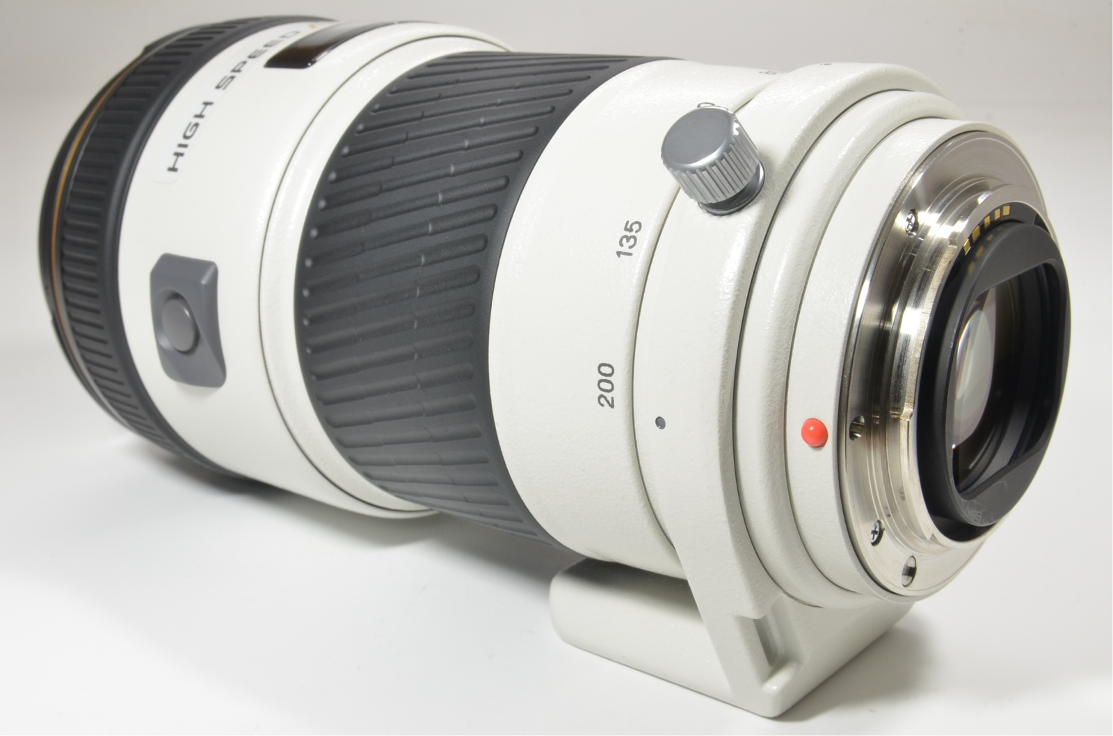 minolta high speed af apo 80-200mm f2.8 g with close-up lens sony