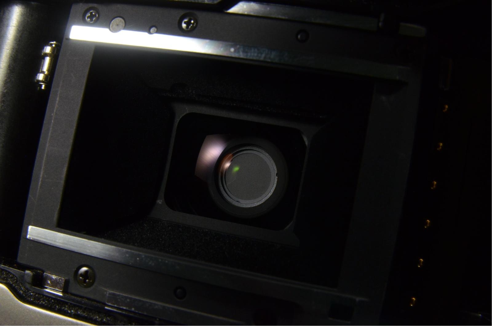 minolta tc-1 point & shoot 35mm film camera 28mm f3.5