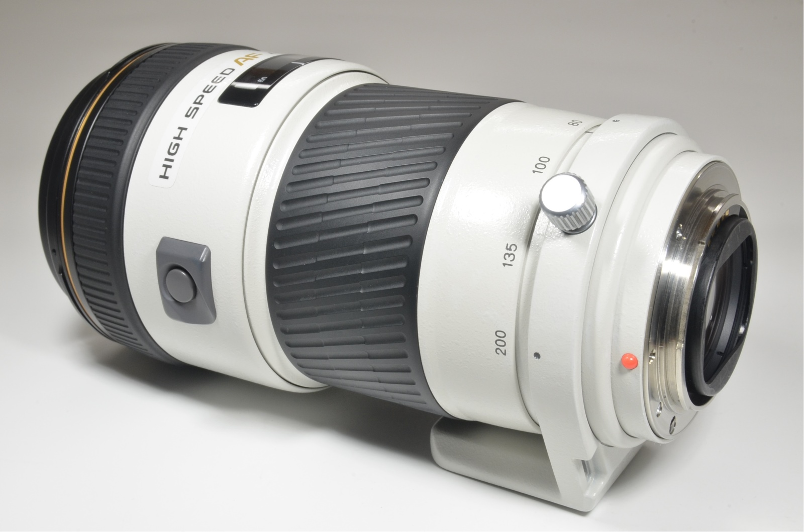 minolta high speed af apo 80-200mm f2.8 g lens sony with teleplus 1.5x