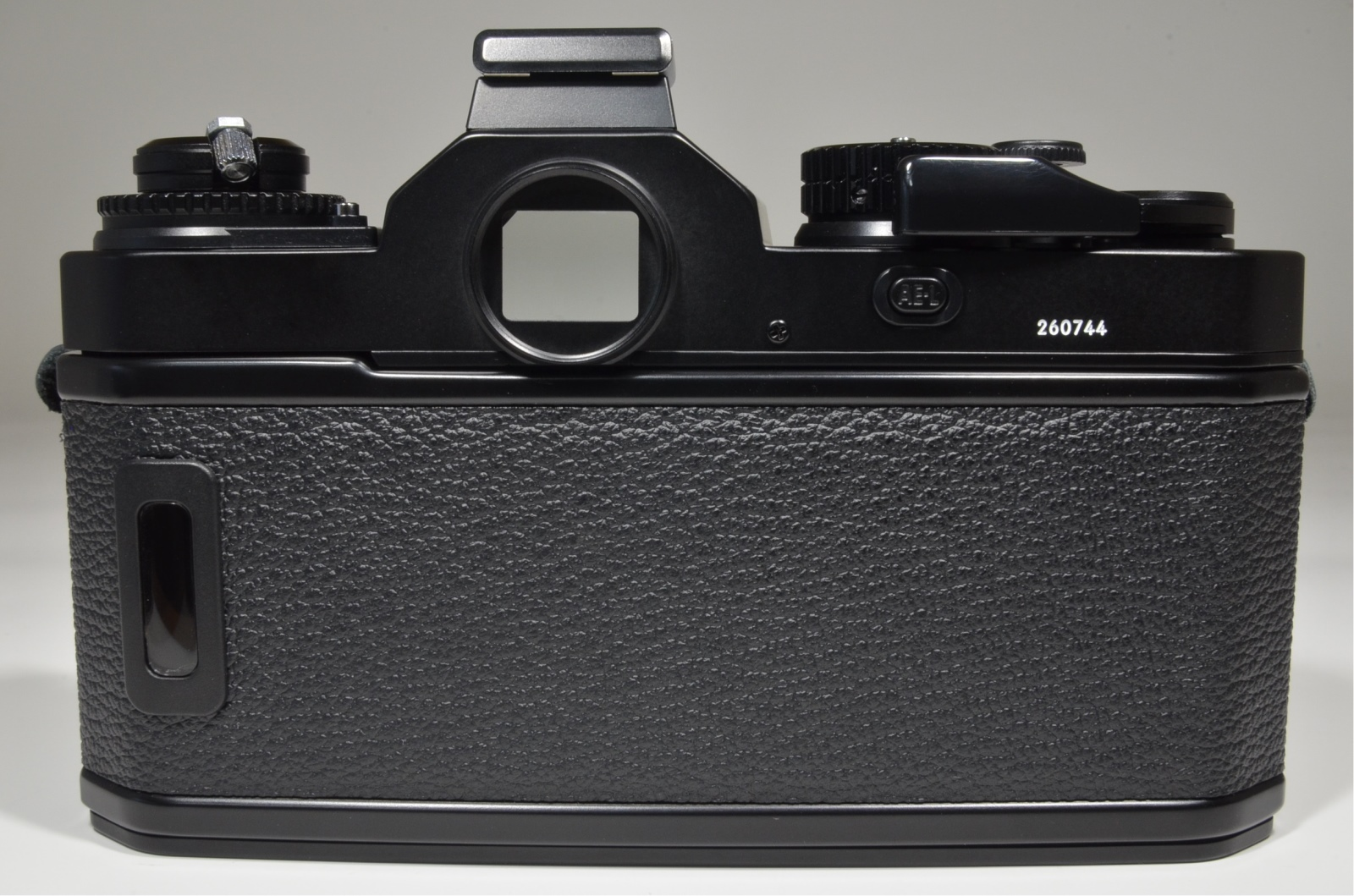 nikon fm3a 35mm film camera black