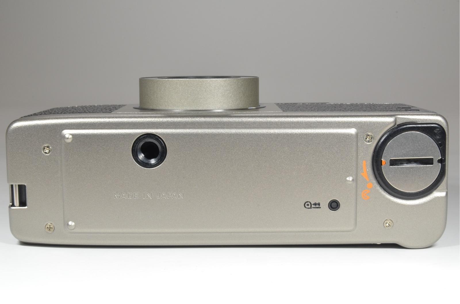 nikon 35ti point & shoot 35mm film camera 35mm f2.8 'brand-new' very rare!