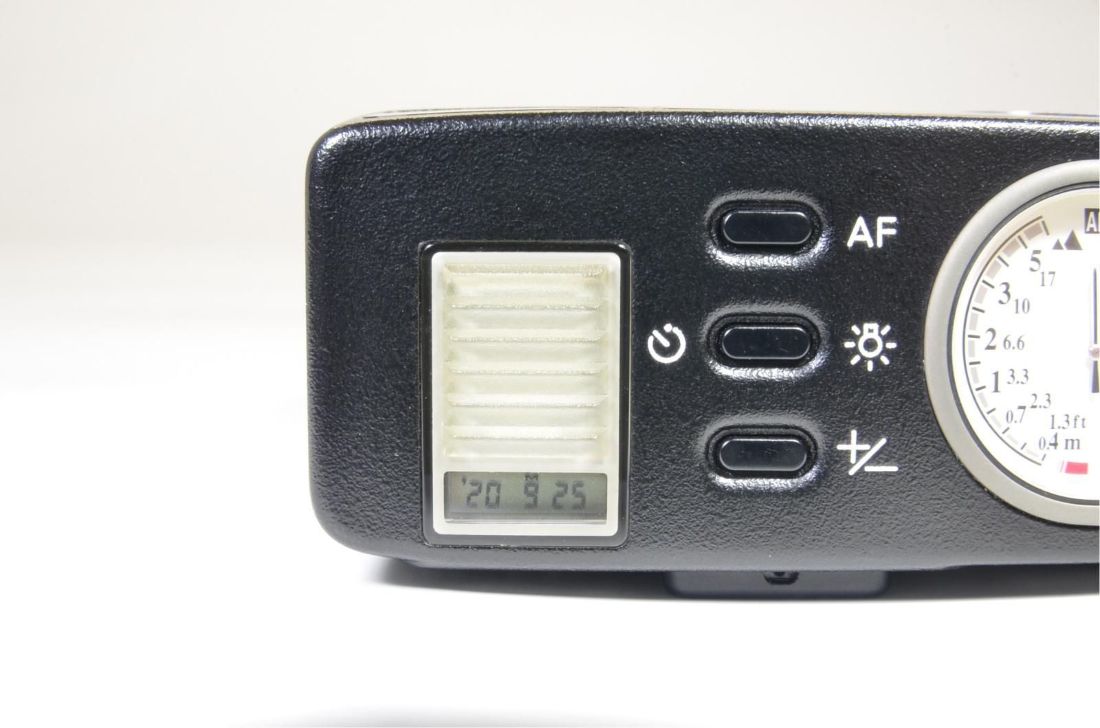 nikon 28ti p&s 35mm film camera lens 28mm f2.8 shooting tested