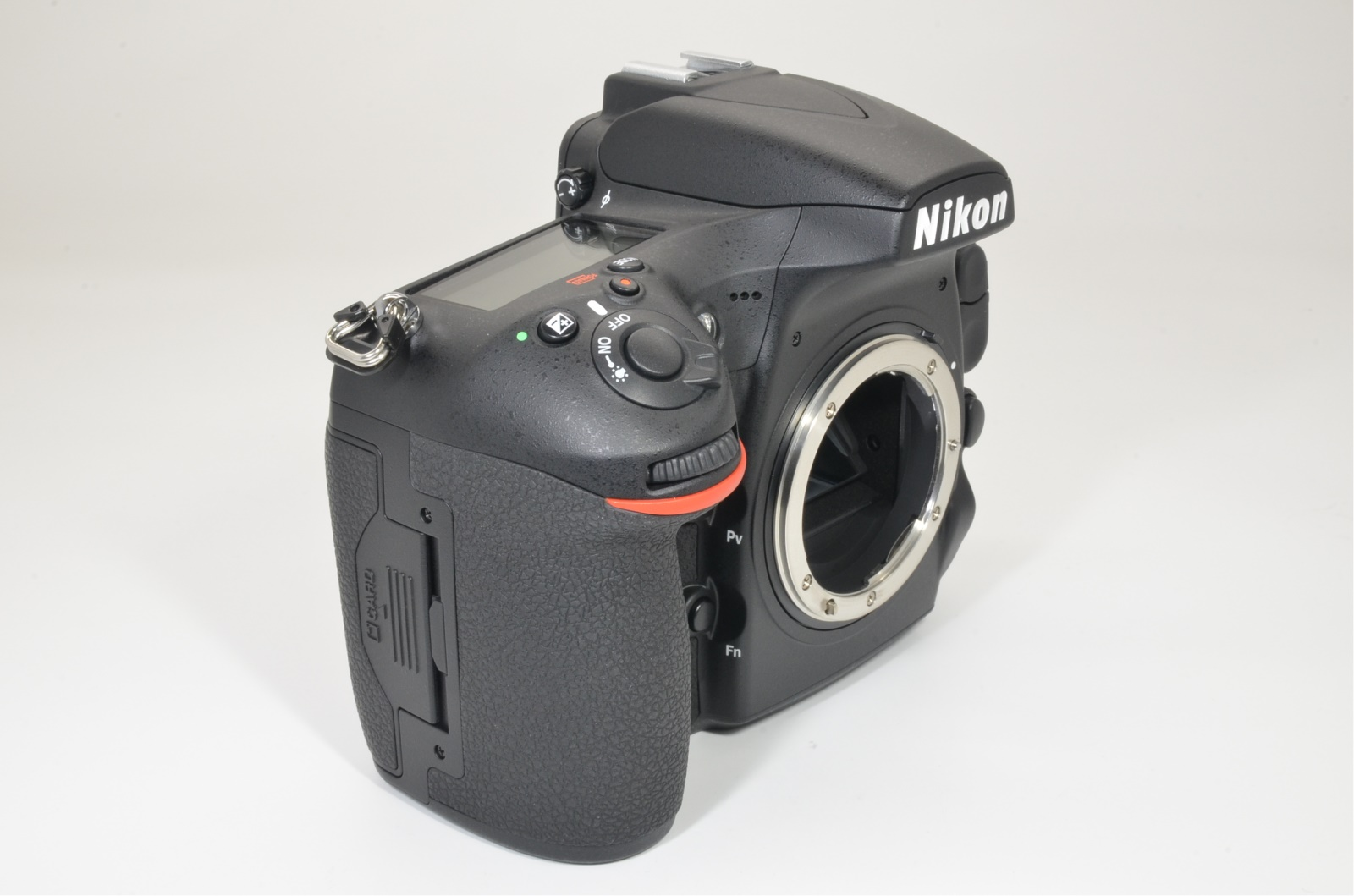 nikon d810 36.3mp dslr camera shutter count 482 barely used from japan