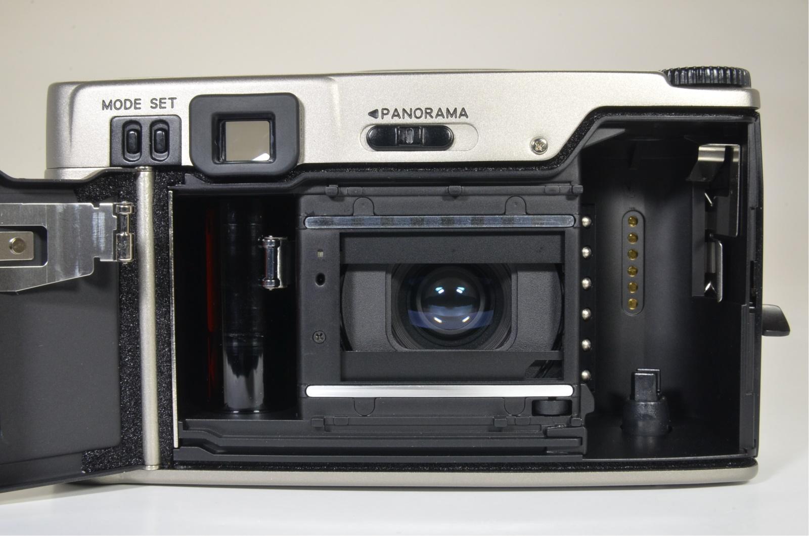 nikon 35ti p&s film camera lens 35mm f2.8 from japan film tested