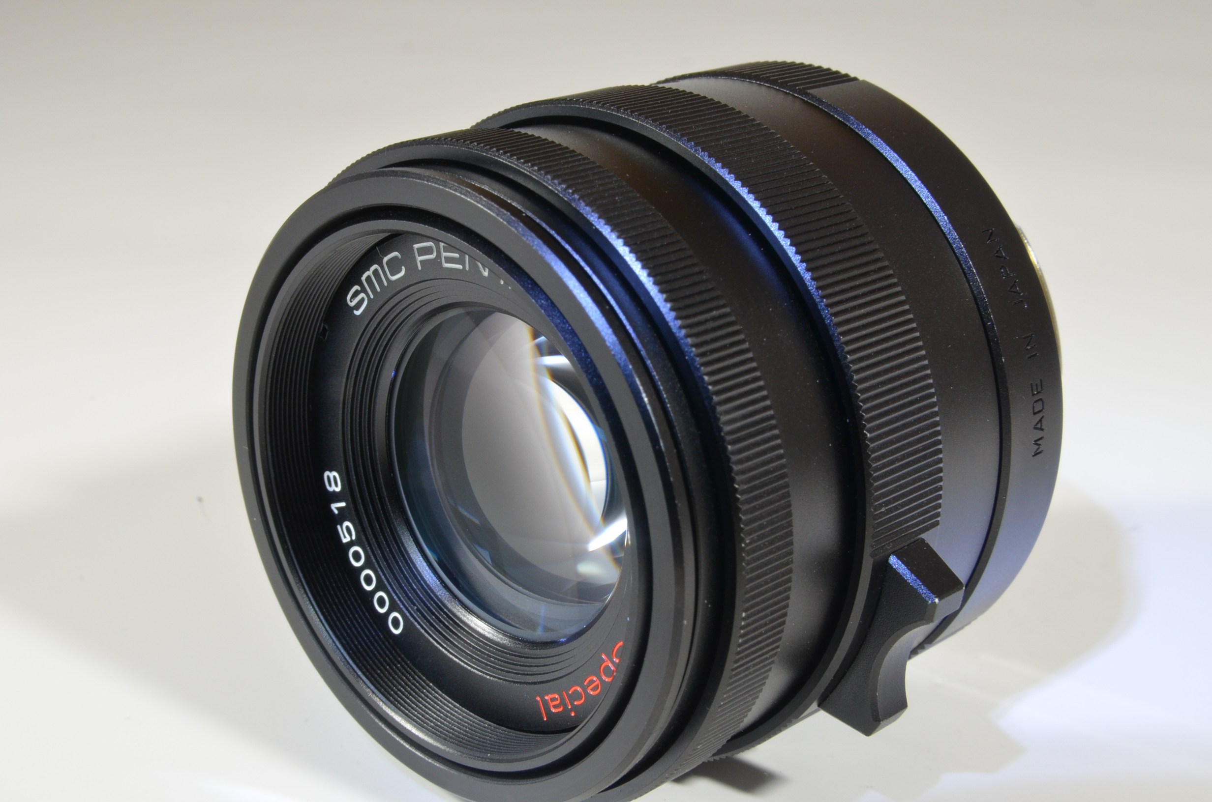 pentax smc 43mm f1.9 special w/ finder l39 for leica