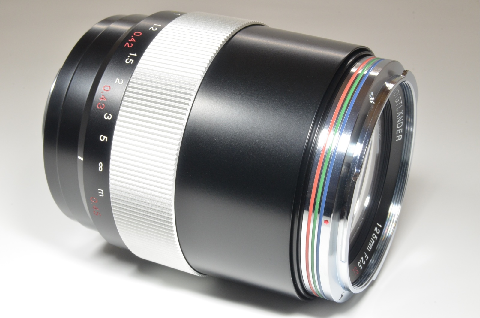 voigtlander macro apo-lanthar 125mm f2.5 sl for ef mount canon